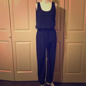 CABI NAVY JUMPSUIT